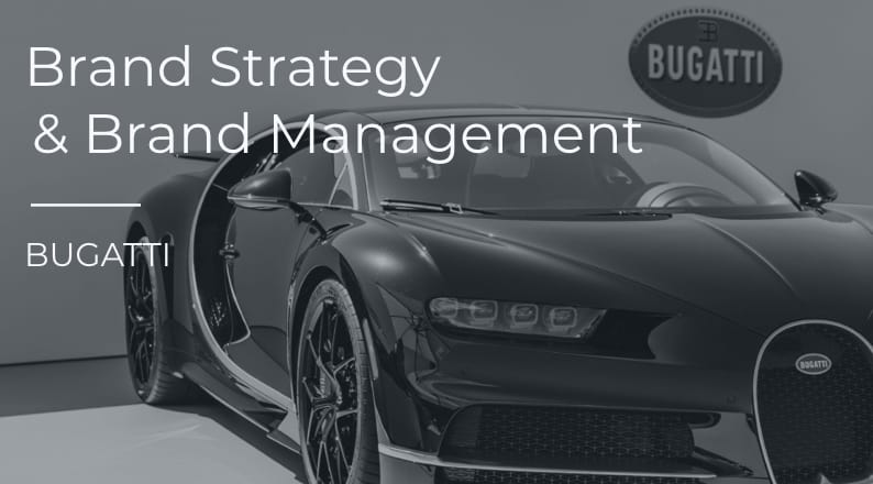 Brand Strategy & Brand Management