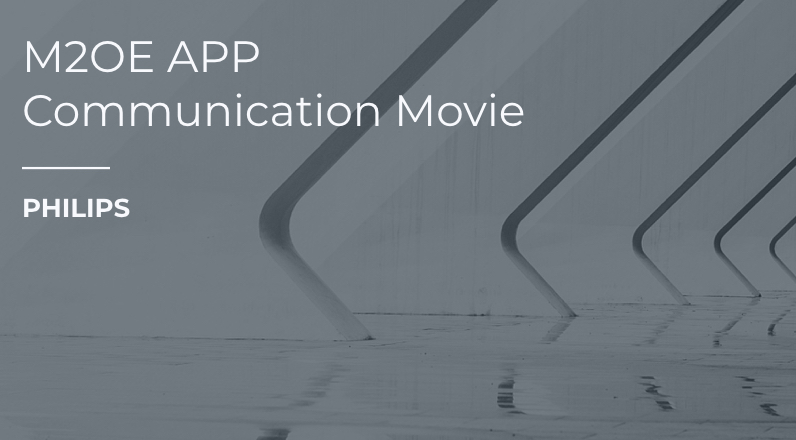 M2OE App Communication Movie