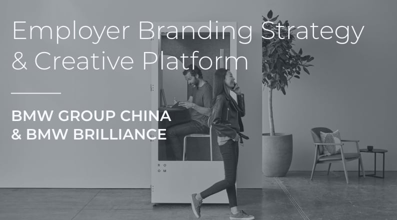 Employer Branding Strategy & Creative Platform