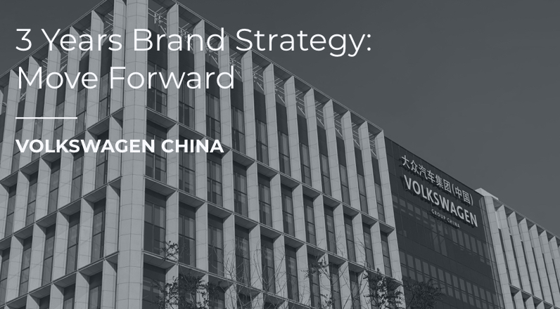 3 Years Brand Strategy: Move Forward